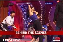 Behind the scene: star rehearsals for award shows