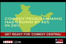 Viacom 18's 'Comedy Central' launches today