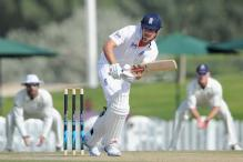 Cook hits 76 as England crumble in tour game