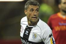 Crespo costliest in Indian football auction