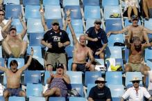 Barmy Army gets empty UAE feeling