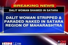 Maharashtra: Dalit woman stripped, paraded naked