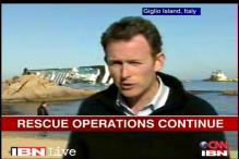 Search resumes on doomed Italian cruise ship