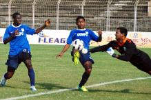 Dempo go top in I-League with Air India win