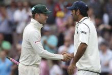 Dhoni gets one-Test ban for slow over rate