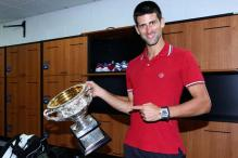 Amazing win yet to sink in for tired Djokovic
