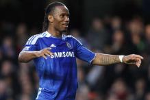 I'm staying at Chelsea until June: Drogba