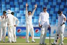 Pak in driver's seat after Ajmal's seven