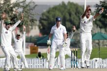 England win last warm-up by 100 runs in Dubai