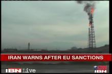 Iran slams European Union oil embargo