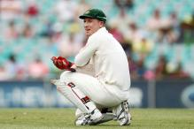 I have been dropped, not rested: Haddin
