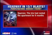 13/7 perpetrators' hideout found: sources