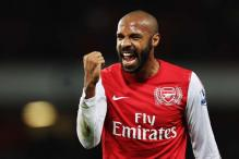 Henry scores winner on Arsenal return