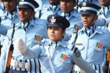 IAF team led by woman adjudged best in parade
