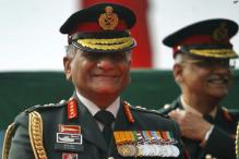 I have the right to retire with dignity: Army Chief