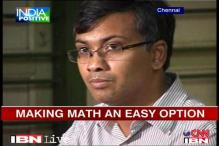 K Soundarajan: making Maths easy
