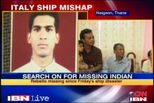 Italian shipwreck: Search on for missing Indian