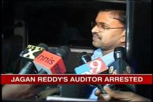 CBI arrests Jagan Mohan Reddy's aide