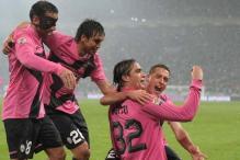 Matri brace helps Juventus beat Udinese