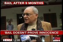 Bail doesn't mean acquittal: CPI, BJP on Kalmadi