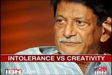 Political intolerance limits authors: Nagarkar