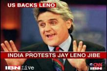 India objects to Jay Leno's remarks, US defends