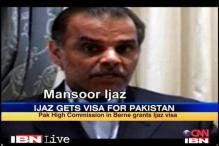 Memogate: Key witness Mansoor Ijaz gets Pak visa