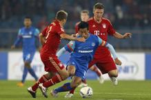 Bayern win Bhutia's farewell match 4-0