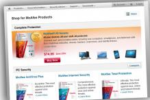 McAfee software bug could turn PCs into spam servers