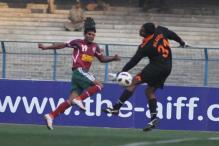 Sporting Clube stun Mohun Bagan in I-League