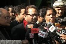BJP meets EC over Cong's Muslim quota promise