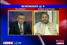 Newsmaker of the day: Vinay Katiyar