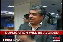 UIDAI: Duplication will be avoided, says Nilekani