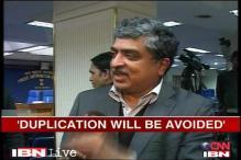 UIDAI: Duplication will be avoided, says Nilekani