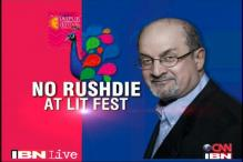 No Rushdie at JLF: Authors blame politics