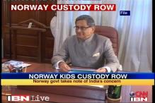 NRI couple's case: Krishna to speak to Norway