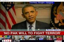 Obama criticises Pak for its inability to fight terrorism