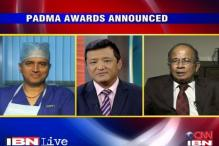 Govt announces names of Padma award winners