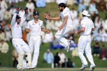 2nd Test: Panesar puts England on top