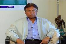Musharraf says he is best suited to handle Pak