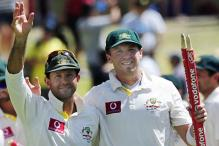 Australia win by 298 runs to sweep series