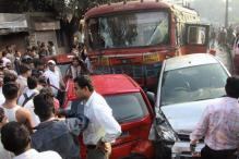 Pune road rage case:  Driver in police custody