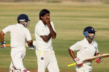 Ranji final: TN slide after Rajasthan's 621