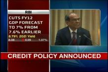 RBI cuts CRR, interest rates unchanged