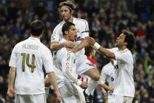 La Liga: Ronaldo brace guides Real to easy win