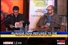 Rushdie row: 4 authors asked to leave Jaipur Fest