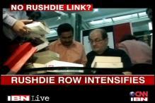 JLF: Suspense prevails over Rushdie video address