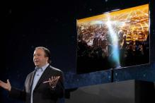 CES: 55-inch OLED TVs from Samsung and LG