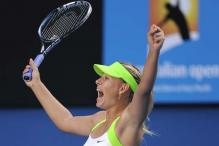 Sharapova beats Kvitova to set up Azarenka final