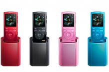 Sony to launch new Walkman players in Japan